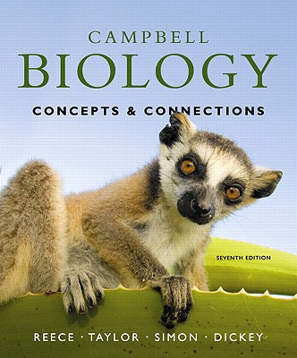 Benjamin-Cummings Publishing Company Campbell Biology: Concepts & Connections (7th Edition) by Reece, Jane B./ Taylor, Martha R./ Simon, Eric J. [Hardcover] at Sears.com